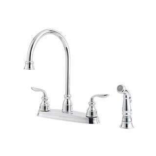 Pfister Avalon 2-handle Polished Chrome Kitchen Faucet