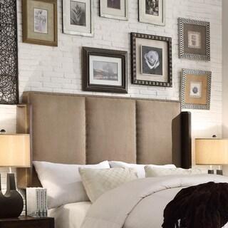 Moser Bay Furniture Fresco Mocha Queen Upholstered Headboard