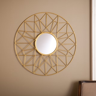 Harper Blvd Kenda Round Decorative Mirror
