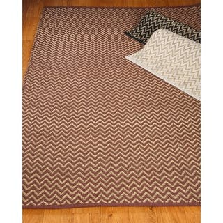 Hand Woven Ruby Seagrass Rug (8' x 10') with Bonus Rug Pad (Option: Seagrass)|https://ak1.ostkcdn.com/images/products/10586808/P17661538.jpg?impolicy=medium