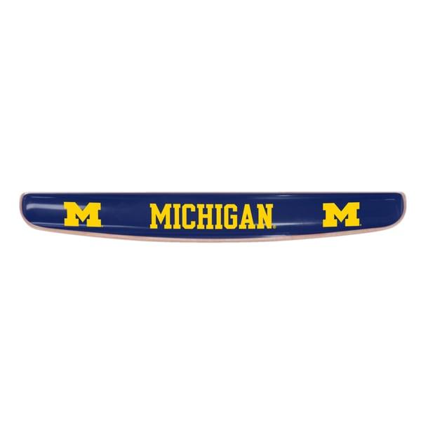 Fanmats NCAA Michigan Wolverines Gel Wrist Rest
