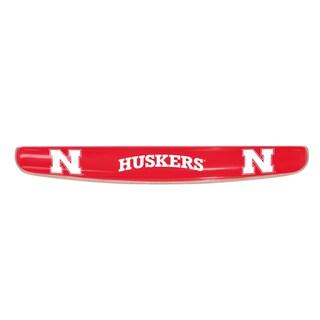 Fanmats NCAA Nebraska Cornhuskers Gel Wrist Rest