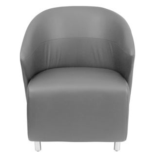 Leather Reception Chair