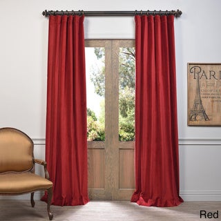 Red, 108 Inches Curtains & Drapes - Shop The Best Deals For Apr 2017