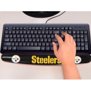 """NFL - Pittsburgh Steelers Wrist Rest 2""""x18"""""""
