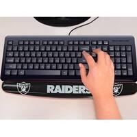 """NFL - Oakland Raiders Wrist Rest 2""""x18"""""""