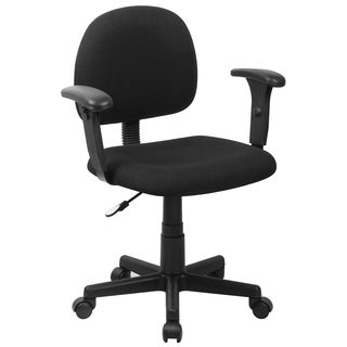 Mid-Back Ergonomic Fabric Adjustable Office Chair