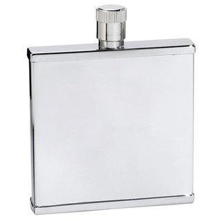 Visol Petit Slim Stainless Steel Liquor Flask - 2 ounces