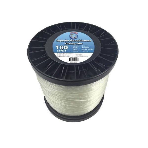 Joy fish 5 lb spool monofilament 100 pound test fishing for 100 lb fishing line