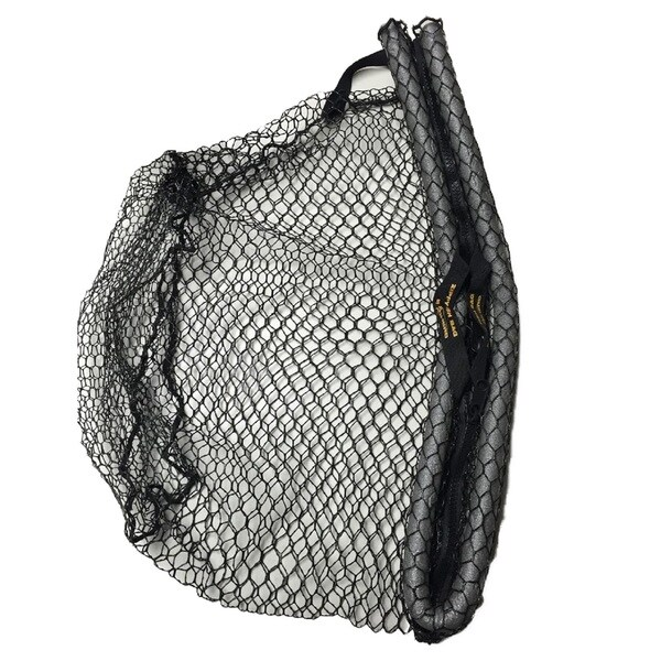 Joy Fish Zippy Fish Bag with 1-inch Mesh and Heavy-Duty Zipper