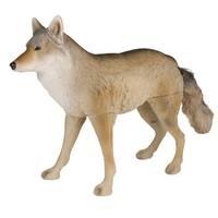 Flambeau Masters Series Flocked Lone Howler Coyote Decoy