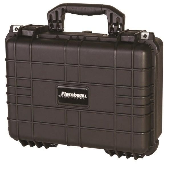 Flambeau HD Series Medium Case with Zerust 14.75-inchx1.25-inchx6