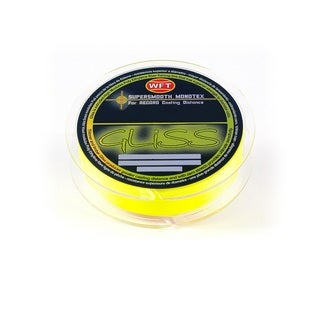 Ardent Gliss Yellow Fishing Line Test 300 Yards