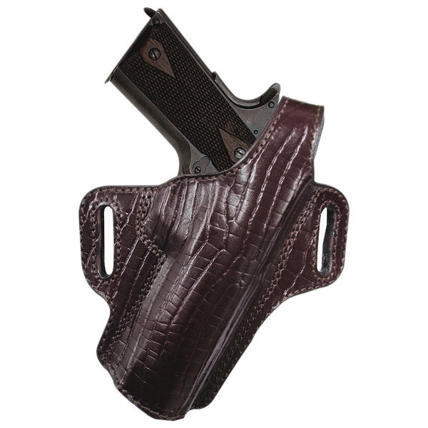 Tagua Premium Thumb Break Belt Holster Glock 26