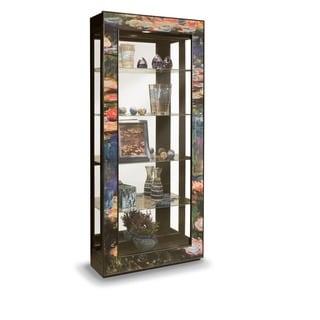 Philip Reinisch Co. Artworks Water Lillies Accent Cabinet