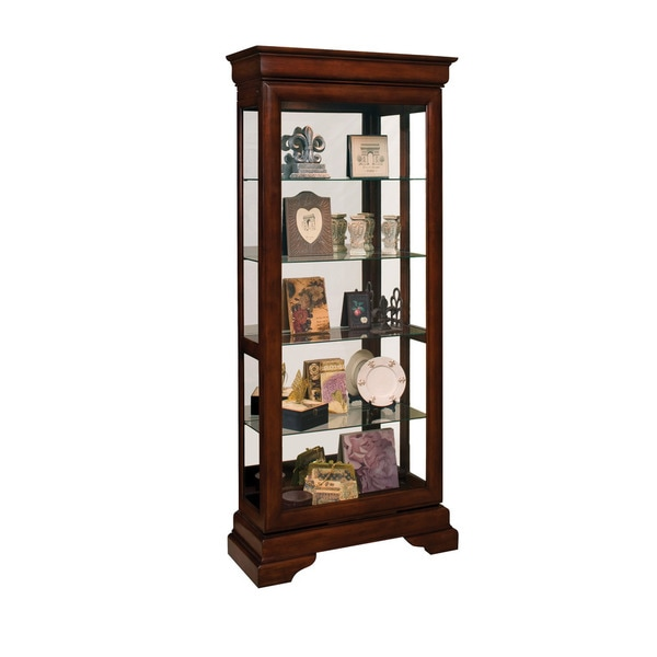 Philip Reinisch Co. Lighthouse Avignon Curio Cabinet