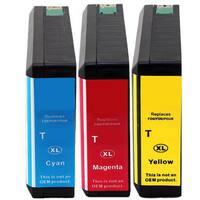 Replacing 3-Pack 786 786XL Ink Cartridge for Epson WF-4630 WF-4640 WF-5110 WF-5190 WF-5620 WF-5690 Series Printer