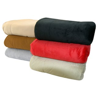 Micromink Sherpa 60-inch Throw Blanket - 50 x 60