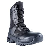 Ridge Outdoors Men's Ghost with Zipper Steel Toe Boots