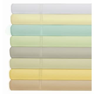 Luxury 800 Thread Count Cotton Blend Sheet Set (Option: Yellow)