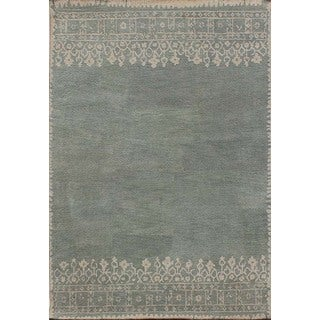 ABC Accents Desa Contemporary Blue Rug