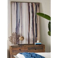 Aurelle Home All The Colors Abstract Canvas Wall Art