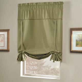 Luxury Collection Blackstone Energy Efficient Tie Up Shade - 40 x 63