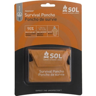 Adventure Medical SOL Series Survival Poncho