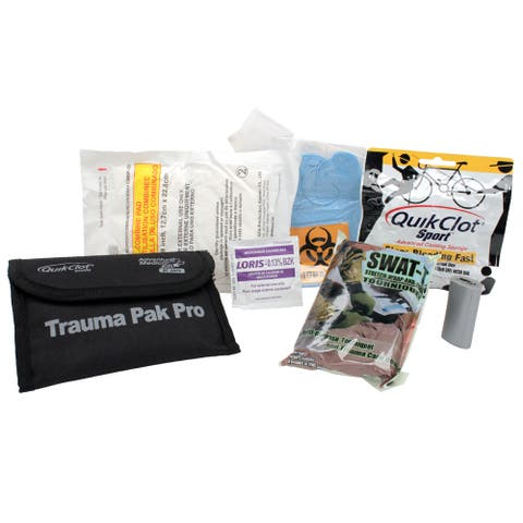 Adventure Medical Trauma Pak Pro with Quickclot and Tourniquet