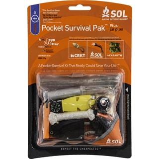 Adventure Medical SOL Series Pocket Survival Pak Plus