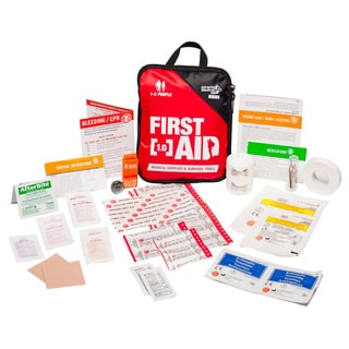 Adventure First Aid, 1.0