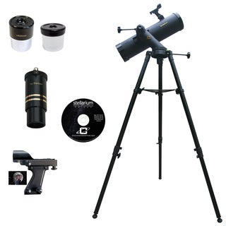 640mm X 102mm TRACKER Reflector Telescope