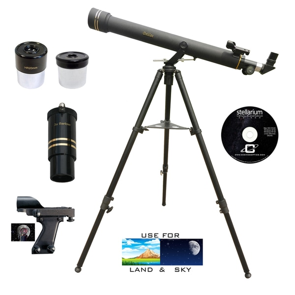 800mm x 72mm Refractor Telescope Kit
