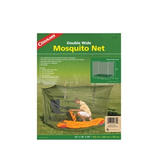 Coghlans Mosquito Net Backwoods Double Green