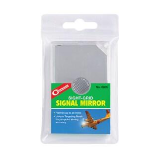 Coghlans Sight-Grid Signal Mirror