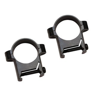 Burris 1-inch Zee Rings Medium Black Matte