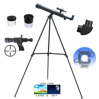 500mm x 45mm Terrestrial Refractor Telescope Kit|https://ak1.ostkcdn.com/images/products/10590499/P17664653.jpg?impolicy=medium