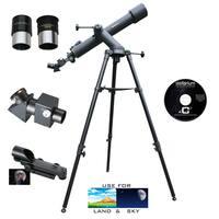 720mm x 80mm TRACKER Refractor Telescope Kit