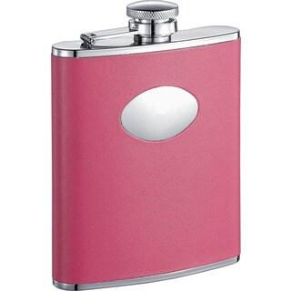 Visol Britney Hot Pink Liquor Flask - 6 ounces