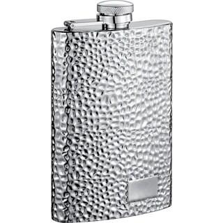Visol Golfer Stainless Steel Liquor Flask - 8 ounces