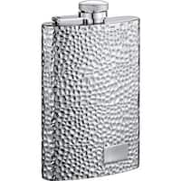 Visol Golfer Stainless Steel Liquor Flask - 8 ounces