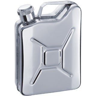 Visol Jug Jerry Can Stainless Steel Liquor Flask - 5 ounces