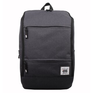 AfterGen Grey Travelers 15-inch Backpack