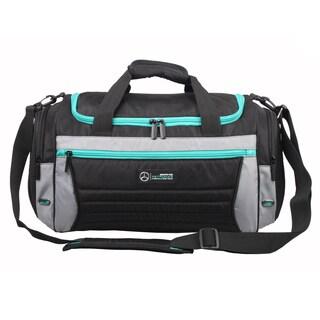 Mercedes AMG Petronas 19-inch Travelers Duffel Bag