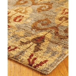 Natural Area Rugs Hand Knotted Morning Side Jute Rug (9' x 12')
