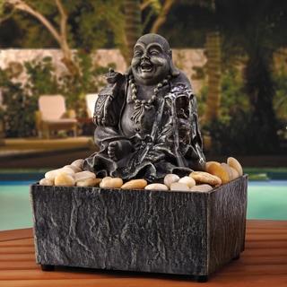Apothecary & Company Lucky Buddha Fountain