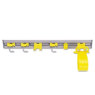 Rubbermaid Commercial Gray Closet Organizer/Tool Holder|https://ak1.ostkcdn.com/images/products/10591221/P17665277.jpg?impolicy=medium