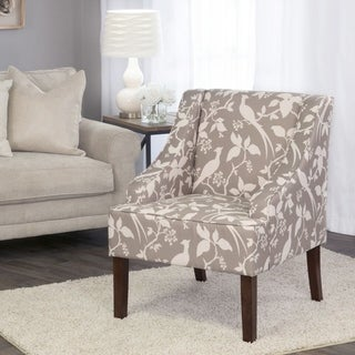 Link to HomePop Emma Accent Chair Similar Items in Living Room Chairs