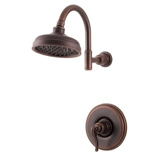 Pfister Ashfield 1-handle Rustic Bronze Shower Trim Kit