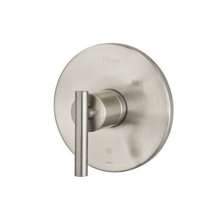 Pfister Brushed Nickel Contempra Valve Only Trim